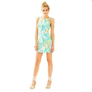 NWT Lilly Pulitzer Courtney shift dress